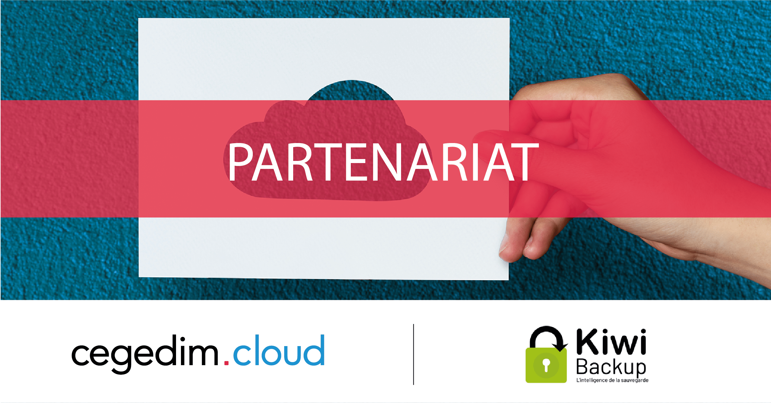 cegedim.cloud lance Cegedim Cloud Backup sa nouvelle offre de sauvegarde externalisée HDS